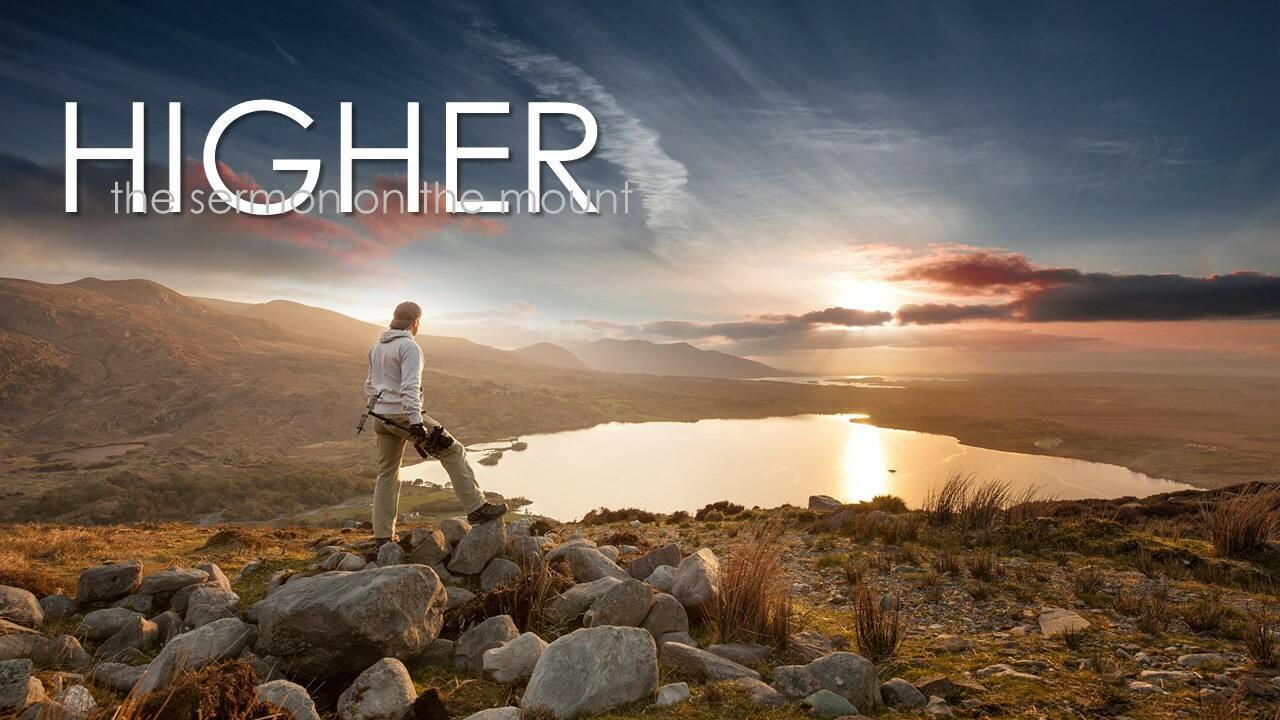 Higher Sermon Series Graphic