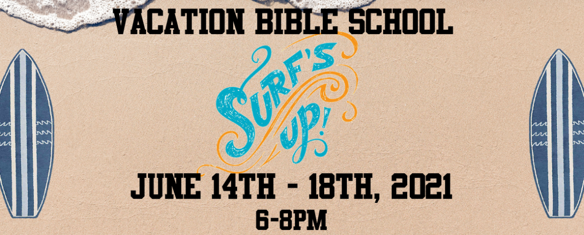 Surf's Up VBS!